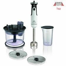 Morphy Richards 402054 Electric Hand Blender/Mixer Mix/Food Processor Slicer