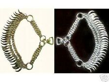 Lot: 2 Show Arabian Noseband Chains! Saddle/Horse Tack!