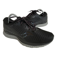 Saucony Guide 13 Womens Size 11 Black Athletic Running Walking Shoes Sneaker