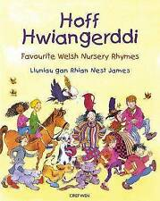 Hoff Hwiangerddi / Favourite Welsh Nursery Rhymes by Gwasg y Dref Wen (Paperback, 2001)