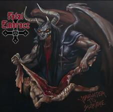 Fatal Embrace - Slaughter to Survive LP #98628