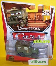 SARGE Radiator Springs Mattel Disney Pixar Cars 1:55 Metal Diecast Vehicle Toy