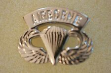 USA Army Airborne Paratrooper Military Hat Lapel Pin