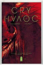 CRY HAVOC #2 - RYAN KELLY ART & COVER - IMAGE COMICS - 2016