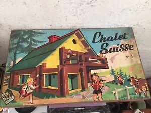 chalet suisse jeujura Numéro 3