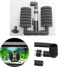 Practical Aquarium Biochemical Foam Sponge Filter Fish Tank Air Pump Equipment