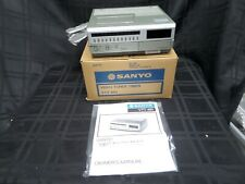 NEW NOS SANYO VTT-481 TUNER TIMER FOR SANYO PORTABLE BETA VIDEO RECORDER VCR