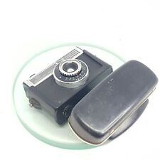 VINTAGE AGFA ISOMAT-RAPID POINT AND SHOOT CAMERA / Cased-Great Condition #32