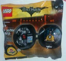 LEGO BATMAN MOVIE BATTLE POD POLYBAG TIGER TUXEDO BATCAVE MINIFIGURE 5004929