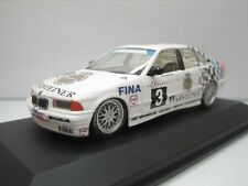 Diecast Minichamps 1:43 BMW 318i ADAC TW Cup 1994 Burgstaller Mint on Display