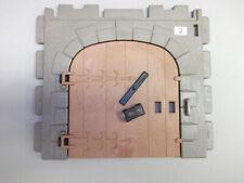 Playmobil Tor für Ritterburg 3666 Bauernhof Fachwerkhaus Türriegel Set 7