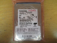Toshiba 250GB SATA 2.5 Laptop Hard Disk Drive HDD MK2546GSX (14b)