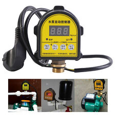 220V Automatic Digital Pressure Controller ON OFF Switch Water Ail Gas Pump JS