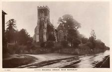 Little Brickhill Church Nr Bletchley unused RP pc WHS Kingsway S13809