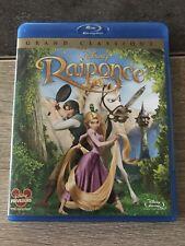 Blu-ray Disc Raiponce Disney # DVD Dessin Animé Film