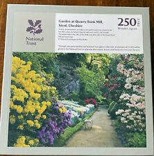 Wentworth Wooden Jigsaw Puzzle - 250 Pcs Brand New - Garden at Quarry Bank Mill