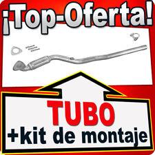 Pantalones de Tubo OPEL ASTRA G ZAFIRA A 1.4 90 PS 1.6 09.00-05 Escape Flex JJA