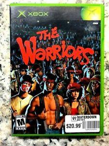 The Warriors (Original Xbox 2005) - Free CDN Shipping...