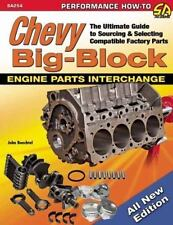 Chevy Big-Block Engine Parts Interchange : The Ultimate Guide to Sourcing and...