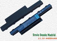 BATERIA para PORTATIL PACKARD BELL EasyNote TE11-HC TE11HC AS10D31