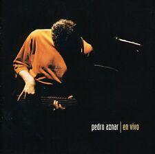 Pedro Aznar - En Vivo - Ateneo Agosto 2002 [New CD]