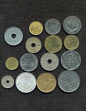 Lot de monnaies Française / pièce de 1935 à 1999 / lot14