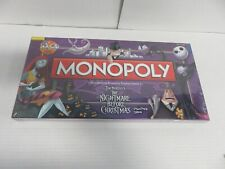 Nightmare Before Christmas MONOPOLY (Collector's Edition) ZQ