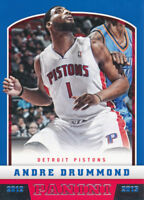 2012-13 Panini #211 Andre Drummond Detroit Pistons RC Rookie Basketball Card