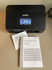 Brother ADS-2600WE Dokumentenscanner - Schwarz (ADS2600WEVY1) Kaum genutzt.