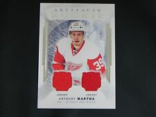 2016-17 UD Artifacts ROOKIE JERSEY #166 Anthony Mantha Detroit RC / 399