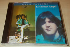 GRAM PARSONS-GP (1973)/GRIEVOUS ANGEL (1974)-AAD REPRISE CD-NEW & SEALED