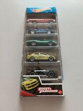 Mattel Hot Wheels Fast & Furious 5 Pack (JDM + American Muscle)