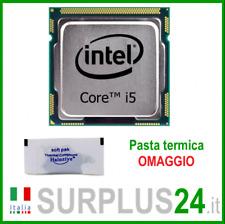 CPU INTEL Core i5-750 SLBLC 2.66GHz 8M Socket LGA 1156 Processore i5