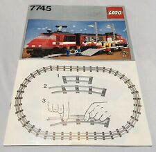 LEGO #7745 High-Speed City Express Passenger Train