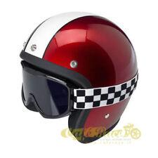 Occhiali biltwell moto custom CHECKERED cafe racer SCRAMBLER VINTAGE OLD STYLE