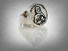 masonic order of demolay degree of chevalier Sterling Silver 925 Ring