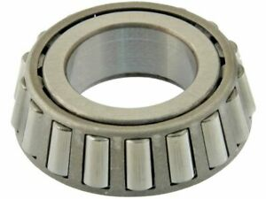For 1966 Studebaker Wagonaire Differential Carrier Bearing Rear AC Delco 64919RT
