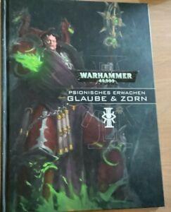 Warhammer 40000 Psionisches Erwachen Glaube und Zorn