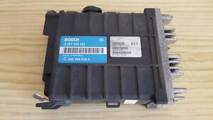 VW BOSCH Steuergerät, Kraftstoffeinspritzung Bosch 0261200252 - VW 030906026A