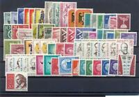 Berlin Jahrgänge 1955-59 postfrisch komplett (vs404)