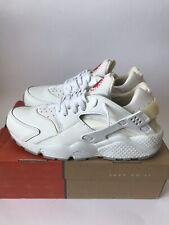 Nike Air Huarache White Leathers OG 2005 VNDS Uk9 Us10 Eu44