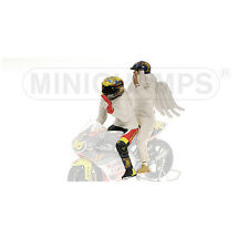 Minichamps 1/12 Valentino Rossi figure Plus Angel Rio de Janeiro 1999 Brésil