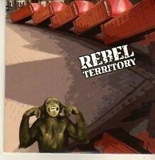 (CP25) Rebel Territory, Falling For You - 2011 CD