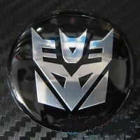 "Ford Crown/_Vic 2010-2013 PC Kit  Transformers /""Decepticon/"" Overlay Emblem Decal"