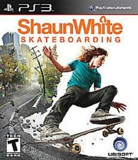Shaun White Skateboarding PS3 original REPLACEMENT CASE ONLY (NO GAME)