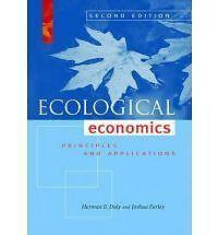 Ecological Economics, Second Edition: Principles and Applications, Good Conditio