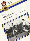 OL 87/88  1. FC Lok Leipzig - FC Carl Zeiss Jena