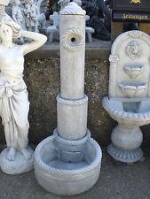 Standbrunnen Brunnen Gartenbrunnen Steinbrunnen Springbrunnen Wandbrunnen massiv