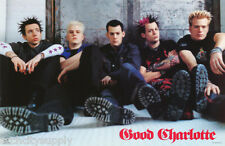 Poster: Music : Good Charlotte - Free Shipping ! #6550 Rp65 L