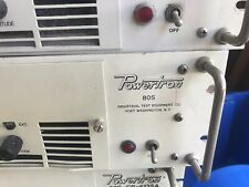 Powertron 80S Power Amplifier 120v *Works*